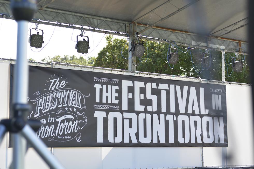The Festival in TORONTORON
